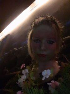 Katharina als Alice