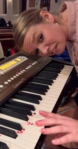 Katha Blut Klavier Graal Müritz